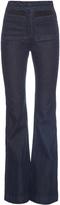 Rachel Comey High-rise flared denim jeans