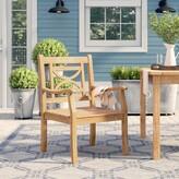 Birch Lane Birch LaneTM Heritage Brunswick Teak Patio Dining Chair Heritage