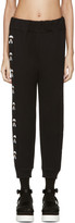 Fendi Black Karlito Lounge Pants