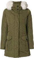 Peuterey fur trim jacket