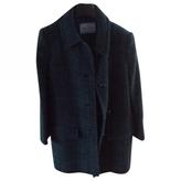 Prada Green Wool Coat