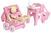 Le Toy Van Nursery Baby Doll Set