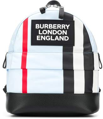 Burberry Iconic Stripe backpack