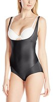 Naomi & Nicole Naomi and Nicole Women's Smooth Away Torsette Bodybriefer