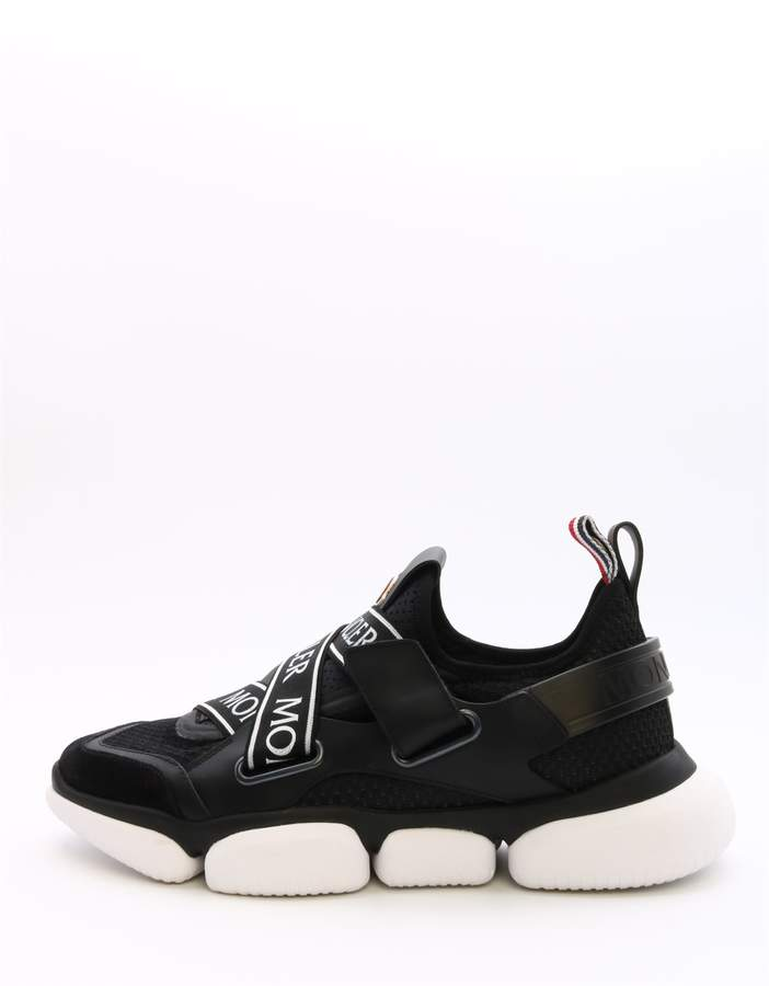 5ed325728 Black Sneaker Elastic Logo