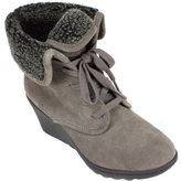 White Mountain Women's Koko Wedge Heel Bootie