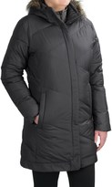 Columbia Snow Eclipse Hooded Mid Jacket - Insulated (For Plus Size Women)