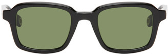 Études Black Studio Sunglasses