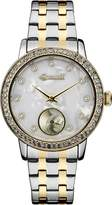 Ingersoll Women's Quartz Stainless Steel Casual WatchMulti Color (Model: ID00801)