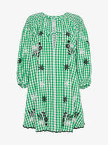 Innika Choo Avens Midi smock dress