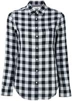 Rag & Bone Jean checked shirt