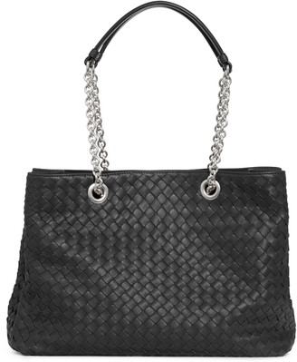 Bottega Veneta Small Intrecciato Leather Hobo