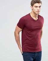 Polo Ralph Lauren V Neck T-shirt In Regular Fit