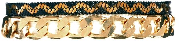 Asos Multipack Chain Bracelets - Multi