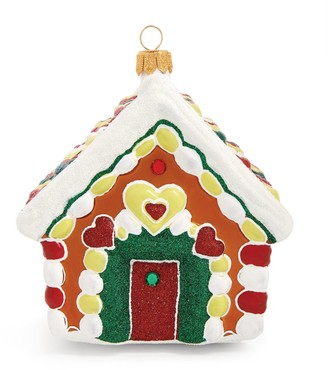 Harrods Gingerbread House Christmas Decoration