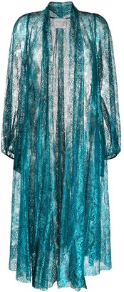 Forte Forte Metallic Lace Coat