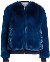 Golden Goose Deluxe Brand Faux Fur Jacket