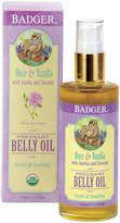 Badger Organic Pregnant Belly Oil by 4 fl oz Oil)