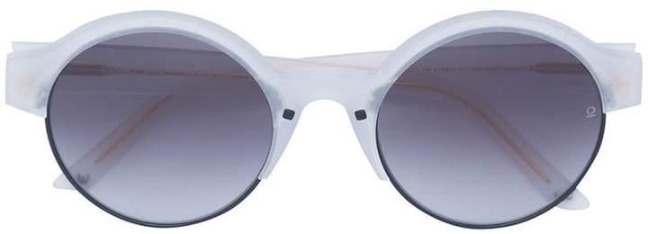 OSKLEN x Tarsila round sunglasses