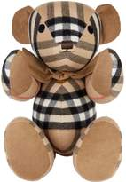 Burberry Large Thomas Bear, Brown