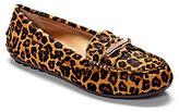 Vionic WALK.MOVE.LIVE Vionic Honor Ashby Leopard Calf Hair Loafers