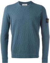 Stone Island crew neck jumper - men - Cotton/Polyamide - XL