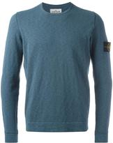 Stone Island crew neck jumper - men - Cotton/Polyamide - XXL