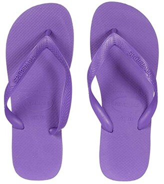 Havaianas Top Sandal (Dark Purple) Shoes