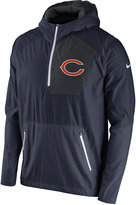 Nike Men's Chicago Bears Vapor Speed Fly Rush Hooded Jacket