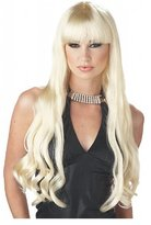 California Costumes Serpentine Blonde Adult Wig