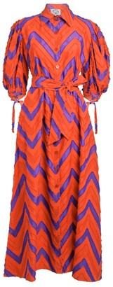 Evi Grintela Cotton Iris Shirt Dress