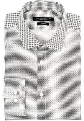 John Varvatos Slim Fit Wrinkle Resistant Dress Shirt