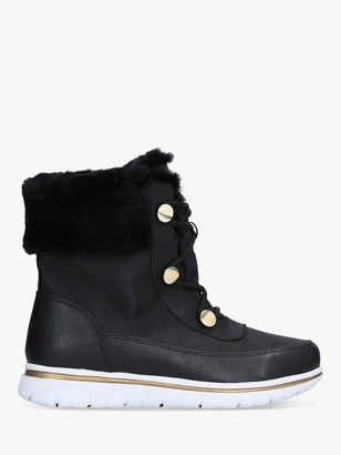 Carvela Comfort Randy Ankle Boots, Black