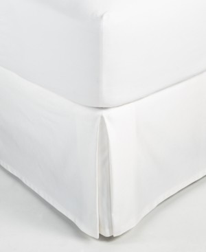 Hotel Collection Closeout! Luxe Border King Bedskirt, Created for Macy's Bedding