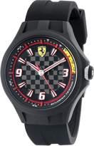 Ferrari Men's 0830005 Pit Crew Watch