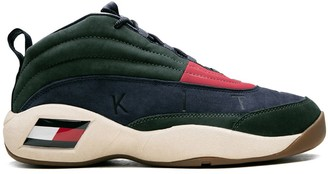 Fila x Kith x Tommy Hilfiger BBall LUX sneakers