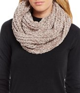 Collection 18 Chenille Knit Infinity Scarf