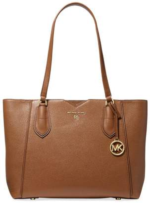 MICHAEL Michael Kors Medium Mae Leather Tote