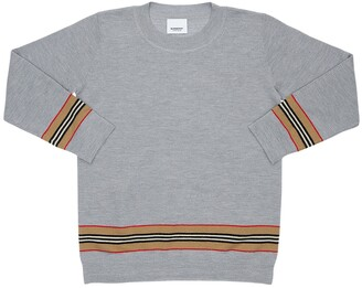 Burberry Wool Knit Sweater