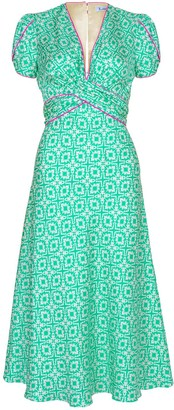 Libelula Millie Dress Xox Print