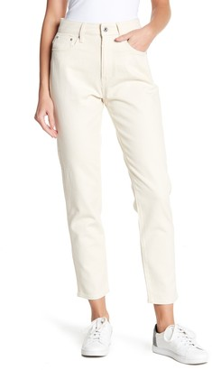 G Star Ultra High Straight Jeans