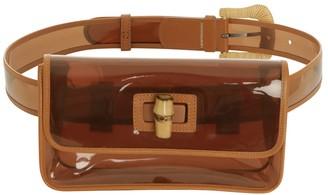 Zimmermann Transparent Belt Bag