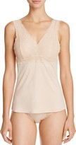Fine Lines Micro Stretch Galloon Lace Camisole