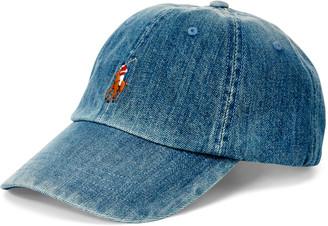 Ralph Lauren Denim Baseball Cap