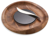 Butterfly Cheese Tray with Knife (2 PC)