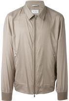 Brunello Cucinelli zipped jacket - men - Wool/Silk - 52