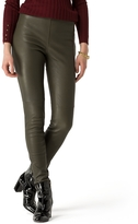 Tommy Hilfiger Leather Legging