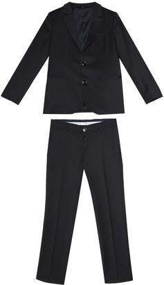 Emporio Armani Kids Wool suit