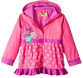 Western Chief Flower Cutie Rain Coat (Toddler/Little Kids)