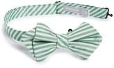 Nordstrom 'Sly Stripe' Silk Bow Tie (Toddler Boys & Big Boys)